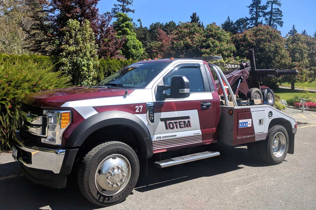 Totem Towing truck